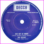The Accent - Red Sky At Night
