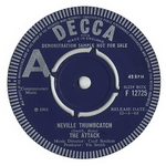 The Attack - Neville Thumbcatch 7""