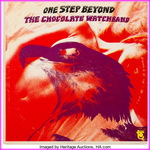 Chocolate Watchband - One Step Beyond