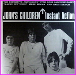 Johns Children - Instant Action