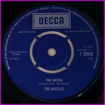 The Rattles - The Witch 7""