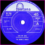 Wimple Winch - Save My Soul 7""