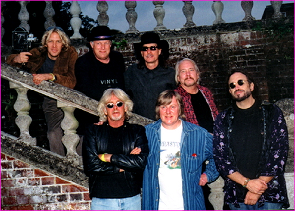 Electric Prunes and Max Myndblown Waller Canterbury 2002