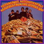Status Quo - Pictureseque Matchstickable Messages From The Status Quo